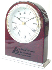 training services on demand clock