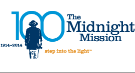 The Midnight Mission Logo