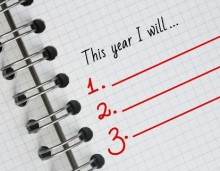 New Year;s Resolution