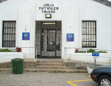 Julia Tutwiler Prison for Women in Wetumpka, Alabama (tsod.com)