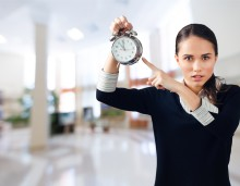 Can time management cost you time?